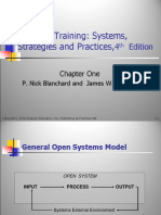 Training Processes Model