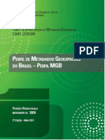 Perfil de Metadados Geoespaciais do Brasil - CONCAR