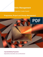 PPfM-01-V1-Apr06 - Project Portfolio Management - Framework