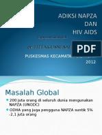 Adiksi Napza & Hiv Aids Edit