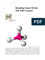 Chemical Bonding Class11th by PS Sir IIT JEE