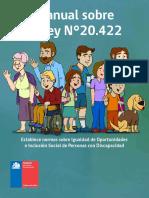 Manual de la Ley N°20.422, Chile
