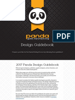 2017 Panda Design Guidebook