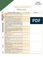 Bulletin 2013 1