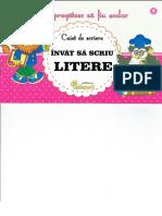 255078082 Caiet de Scriere Invat Sa Scriu Litere