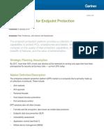 Gartner Report MQ EPP 2014