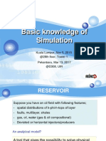 Basic Knowledge Simulation