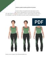 Exerciții T Tapp Pentru Menținerea Poziției Corpului Și Pierderea În Greutate