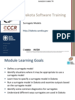 DakotaTraining_SurrogateModels