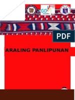 Cover Araling Panlipunan 2