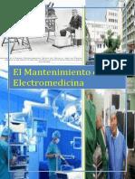 El Mantenimiento en La Electromedicina
