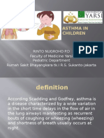 Asthma in Children Ppt 1