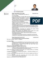 Saif's CV 2010 Final