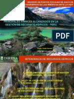 Avances Girh Peru