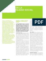 Lectura Semana 5 El Estado de La Responsabilidad Social en El Perú
