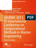 MARINE 2011, IV International Conference on Computational Methods in Marine Engineering