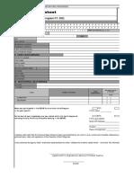 Application Form-summer Internship Program1