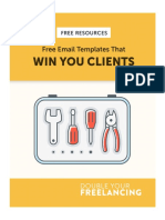 Email Templates That Win You Clients Md