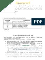 II Unidad 4 Excel 2013