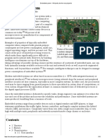 Embedded System - Wikipedia, The Free Encyclopedianb