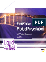 Flexi Packet Lite Overview