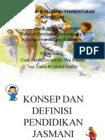 Konsep dan Definisi Pendidikan Jasmani