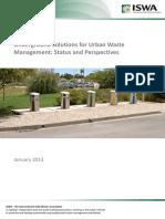 ISWA Report Underground Solutions FINAL