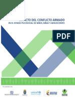 Impacto Conflicto Armado en El Estado Psicosocial de Ninos y Adolescentes (1)