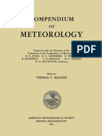 H. R. Byers, H. E. Landsberg, H. Wexler, B. Haurwitz, A. F. Spilhaus, H. C. Willett, H. G. Houghton (Auth.), Thomas F. Malone (Eds.)-Compendium of Meteorology_ Prepared Under the Direction of the Comm