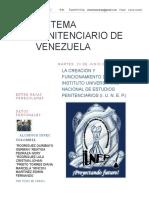 Sistema Penitenciario de Venezuela