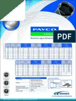 Catalogo Pvc Agua Potable NTP ISO 4422