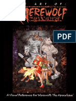 WOD - Werewolf - The Apocalypse - Art Of Werewolf The Apocalypse.pdf