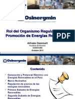 Energias Renovables - Alfredo Dammert