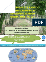 The Importance of Bamboo Potential Mapping