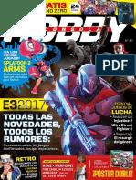 Hobby Consolas – Junio 2017