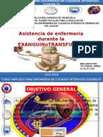 Dias Positivas Exanguineotransfusion Terminadas
