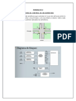 PLC, problema del semáforo