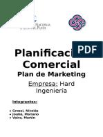 Hard Ingenieria - Plan de Marketing Entrega Final