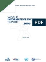 World Information Society Report 2006