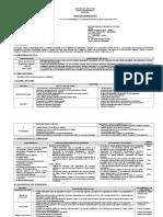 Diseño Curricular Diversificado de Capacidades y Conocimientos de Historia, Geografía y Economia