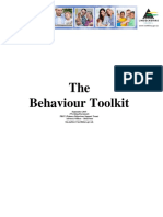 Behaviour Toolkit