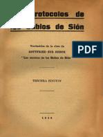 LOS SABIOS DE SION