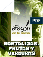 cuadernilllo hortalizas frutas