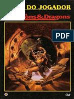AD&D - Livro Do Jogador