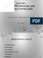 Register Organisation II