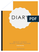 actual diary