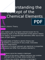 Understanding the Concepts of Chemical Elements PPT