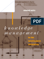 Eduard Waltz_Knowledge Management in the Intelligence Enterprise
