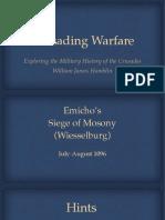 Emicho siege of Mosony, Hungary