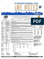 6.4.17 at MIS Game Notes